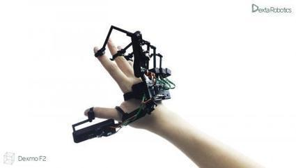 Exoskeleton will carry closer touch with digital world   imurgeek.com   Scoop.it