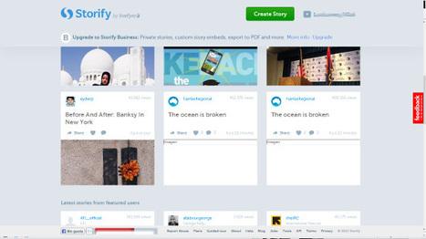 Tres revistas digitales que facilitan la curación de contenidos   Curación de contenidos   Scoop.it