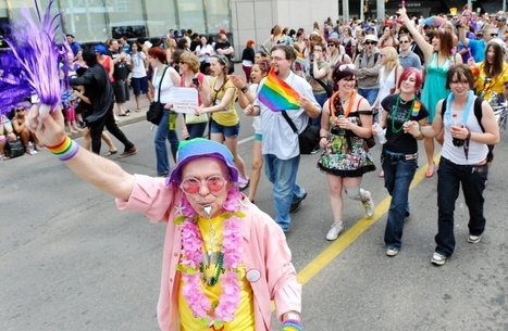 Wildrose leader hopes to mend fences with gay community | Politics in Alberta | Scoop.it