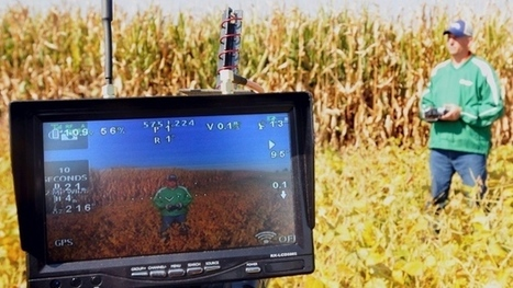 Drones, robots and big data: High-tech farming is changing Canada's agriculture industry | Drone (UAV) News | Scoop.it