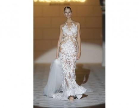 Sfilano gli abiti da sposa di Pronovias per il 2015 | Tres Jolie Eventi | Scoop.it