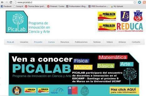 Programa de Innovación en Ciencia y Arte (PICALAB) Auspicia Edcamp Chile | Unconference EdcampSantiago | Scoop.it