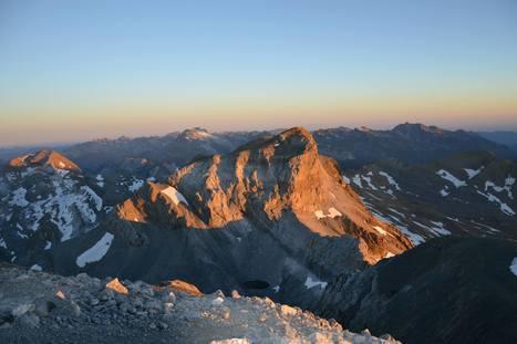 Bivouac au Mont Perdu le 20 août - Gaetan Alet | Facebook | Vallée d'Aure - Pyrénées | Scoop.it