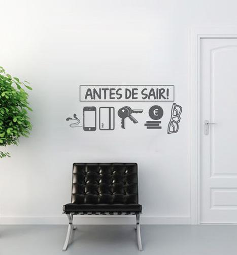 Decoração em Vinil Autocolante | Design & Decoração | Scoop.it