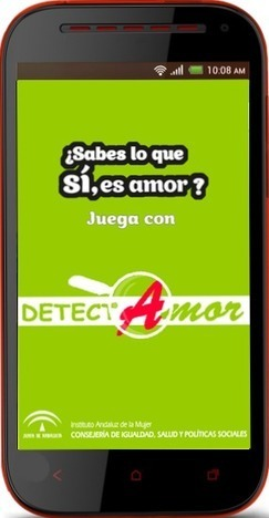 App DetectAmor del Instituto Andaluz de la Mujer | #TuitOrienta | Scoop.it