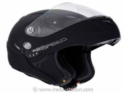 Maxitest casque, vos avis : Lazer Monaco, un modulable qui gagne ... - Moto-Station | Moto Emotion... | Scoop.it