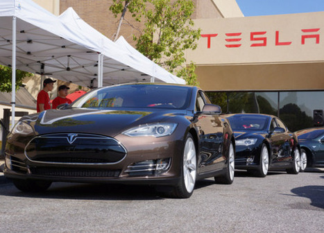 Tesla Motors White House petition passes 100K signatures — a small win for electric cars? | automobile issues | Scoop.it