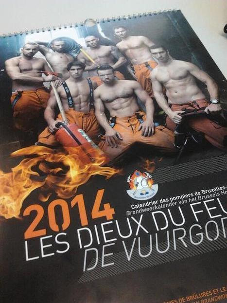 Twitter / LiesbethBerno: En plots ligt die kalender ... | Brussels in photographs | Scoop.it