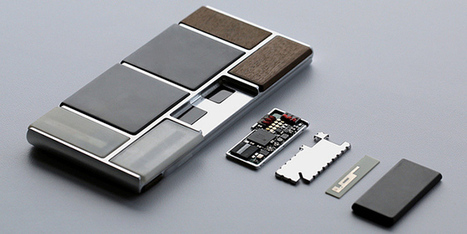 Google's New Modular Phone May Be the Last You'll Need to Buy | Gadget Lab | WIRED | Education Technology | Scoop.it