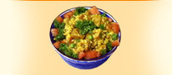 Tasty Paella made from fresh vegetables and pan-fried tofu.   Wai Lana's Kitchen   Scoop.it