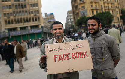Twitter Revolution: How the Arab Spring Was Helped By Social Media | Protest Generation | Scoop.it