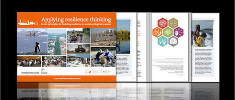Applying resilience thinking - Stockholm Resilience Centre | Resilience Design | Scoop.it