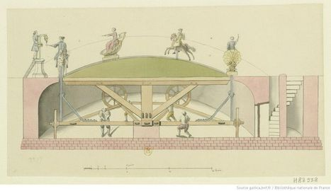 Le fonds du cabinet d'architecture Robert de Cotte - gallica - BnF | GenealoNet | Scoop.it