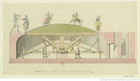Le fonds du cabinet d'architecture Robert de Cotte - gallica - BnF | GenealoNet | Scoop.it