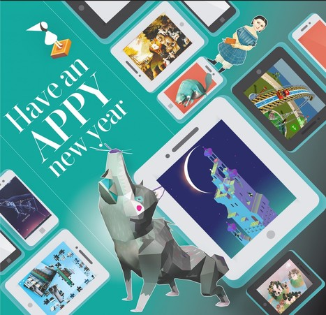 Best new apps and games for kids | 21st Century Homeschooling Apps | Scoop.it