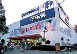 """Carrefour doit être encore plus chinois   FDI Emerging Economics Carrefour in China: """"Should I stay or should I go""""?   Scoop.it"""
