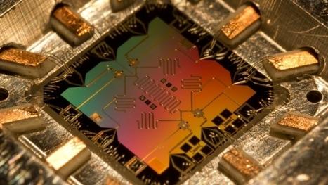 A quand la déferlante d'ordinateurs quantiques? - eparsa magazine #wwL Actus cinéma series us mode luxe sciences sexy   Futusrism   Scoop.it