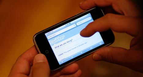 Sunlight Foundation follows lobbyist tweets - Dave Levinthal   Public Relations & Social Media Insight   Scoop.it