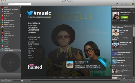 What Happened To Twitter's Music Strategy? | E-Music ! | Scoop.it