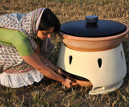 Making Sea Water Drinkable By Solar Oven | materialicious | du village autonome... | Scoop.it