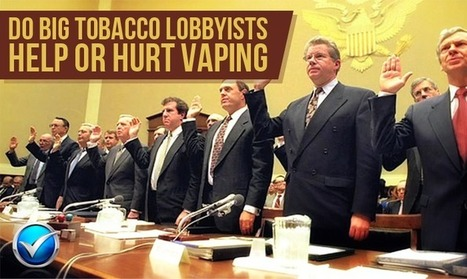 Is Big Tobacco Hurting or Helping the Ecig Cause?   E Cig - Electronic Cigarette News   Scoop.it