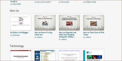 HELLOSLIDE: Il tuo audio in pochi click | Bricciole d'informazione | Scoop.it