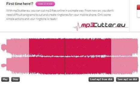 Mp3Cutter: herramienta web gratis para cortar archivos mp3 | recursos + herramientas | Scoop.it