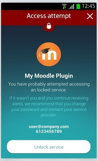 Secure your Moodle credentials using the Latch plugin for Moodle | Moodle Best LMS | Scoop.it