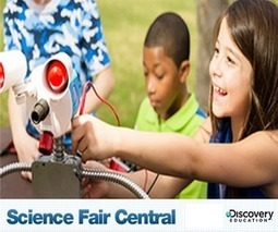 Discovery Education Science Fair Central offers ideas for science fair projects and experiments for kids | Science | Scoop.it