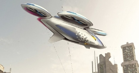 Next Big Future: Airbus plans to begin test fights of a flying taxi in 2017 with commercial service by 2026 | Chasing the Future | Scoop.it