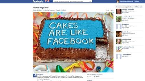 Facebook déconseille de trop utiliser Facebook | Ma petite entreprise touristique | Scoop.it