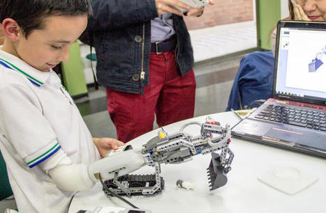 This Prosthetic Arm Doubles As A Lego Set, So Kids Can Express Their Creative Side | Matters of Design | Scoop.it