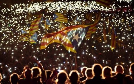 Barcelona fans to wave 10,000 Scottish flags at Copa Del Rey final  | REPUBLIC OF CATALONIA TIMES | Scoop.it