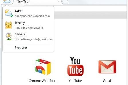 Google Chrome permet de gérer plusieurs utilisateurs sur le même poste | François MAGNAN  Formateur Consultant | Scoop.it