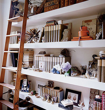 Style Your Bookshelves Like a Pro - MyHomeIdeas.com | Merkadescanso - Muebles en Torre Pacheco | Scoop.it