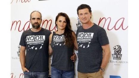 Penélope Cruz, Luis Tosar y Julio Médem, contra las prospecciones - RTVC.es Noticias | Canarias Medios | Scoop.it