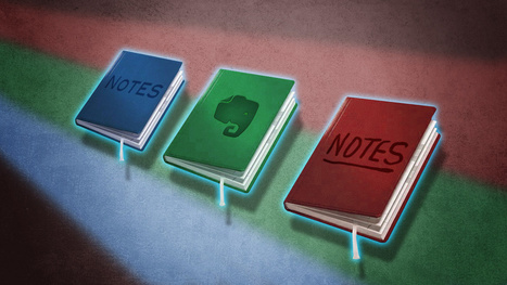 Note Taking Styles Compared: Evernote vs Plain Text vs Pen and Paper | Digital & Internet Marketing News | Scoop.it