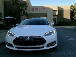 Tesla opens showrooms to show off its electric Model S cars | Technology | Scoop.it