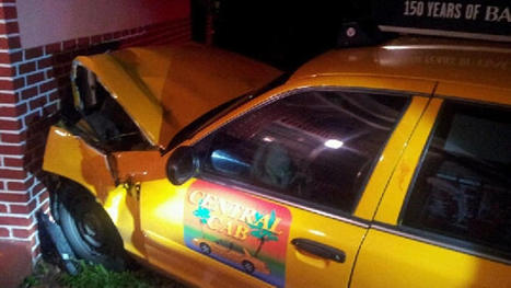 Cab Driver Shot During Attempted Robbery, Car Crashes Into North Miami Home (VIDEO) | The Billy Pulpit | Scoop.it