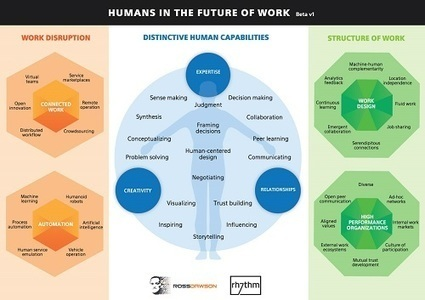 Framework: The role of Humans in the Future of Work - Trends in the Living Networks | SteveB's Politics & Economy Scoops | Scoop.it