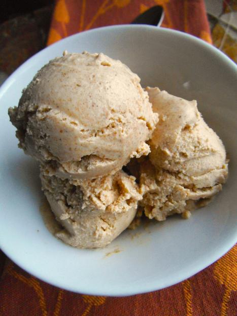 Pumpkin Spice Ice Cream {Dairy-Free, Paleo} | Truly Healthy Recipes | Scoop.it