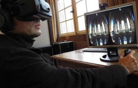 Strasbourg: Casques immersifs sur la tête, embarquez pour une visite virtuelle de la cathédrale | Bibliothèques et culture numérique | Scoop.it