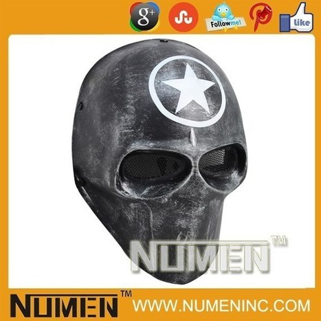Army of two airsoft mask | Airsoft Face Masks Blog | Scoop.it