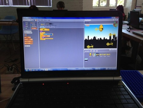 Kids Learning Code: Game design with Scratch! # Ladies Learning Code | Digital Literacies Hughes | Scoop.it