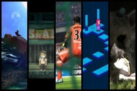 """La lettre du jeu vidéo (1) - Les Inrocks   """"just dance 2014""""   Scoop.it"""