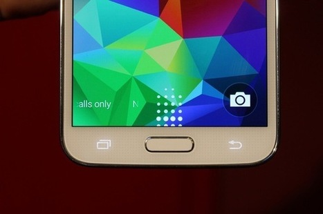 Galaxy S5 : une faille permet de cloner l'empreinte de l'utilisateur | Smartphones&tablette infos | Scoop.it