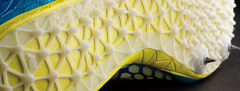 New Balance Develops 3D Printed Shoes for Elite Athletes | The 3DP Report | Scoop.it