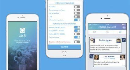 Qids es la aplicación que reemplazará a los grupos de WhatsApp de padres de familia   Ojo Android   Scoop.it