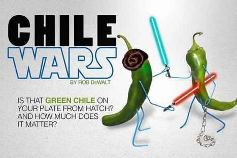 Chile Wars - Santa Fe Reporter | Agriculture | Scoop.it