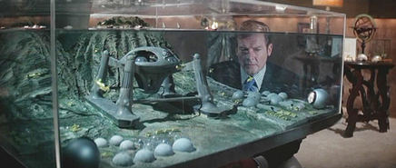 The Architecture of Villains » An Analysis of the Micro Empires within the James Bond Movie Series | News | Archinect | James Bond Leadership Series - Shaken, Not Stirred | Scoop.it